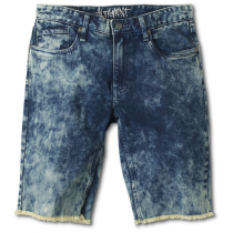 ALTAMONT ALTAMONT ALAMEDA SLIM DENIM SHORT FADED WASH