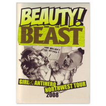 ANTIHERO ANTIHERO DVD BEAUTY AND THE BEAST