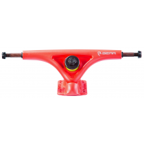 BEAR BEAR TRUCK GRIZZLY (181MM 52) - METALLIC RED