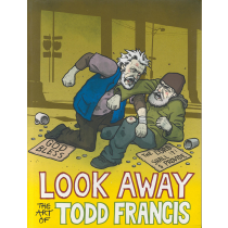 ___ THE ART OF TODD FRANCIS BOOK