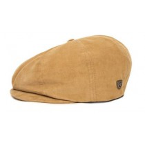 BRIXTON BROOD SNAP light tan