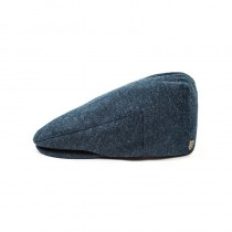 BRIXTON HOOLIGAN SNAP mixed navy