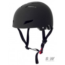 BULLET HELMET CASQUE JUNIOR matte black