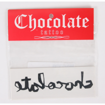 CHOCOLATE CHOCOLATE TATTOOS