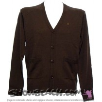FENCHURCH DATSON CARDIGAN brown