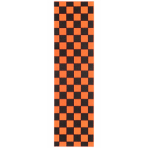 FKD FKD GRIP PLAQUE (L'UNITE) CHECKER BLACK ORANGE