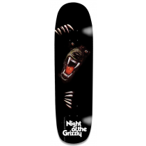 GRIZZLY GRIZZLY CRUISER BOARD NIGHT OF THE GRIZZLY BLACK