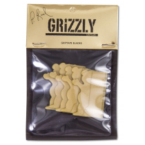 GRIZZLY GRIZZLY PLASTIC BLADE P-ROD GOLD (PACK DE 5)