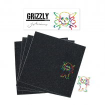 GRIZZLY GRIZZLY GRIP PLAQUE (L'UNITE) PRO GUY MARIANO