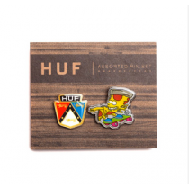 HUF HUF PIN SET ASSORTED