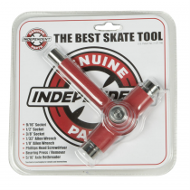 INDY INDEPENDENT TOOL BEST SKATE TOOL RED