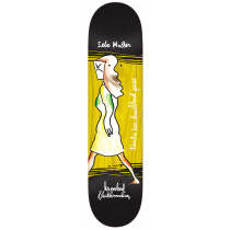 KROOKED KROOKED DECK SEBO DEADLY POSE 8.12 X 31.06