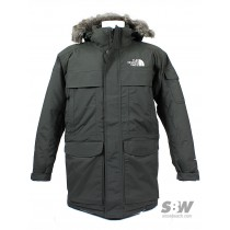 NORTHFACE MCMURDO PARKA ink green