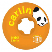 RICTA RICTA WHEELS (JEU DE 4) 52MM ENJOI CARLIN SLIX 81B