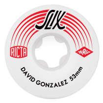 RICTA RICTA WHEELS (JEU DE 4) SLIX 53MM DAVID GONZALES 99A