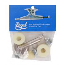 ROYAL ROYAL KING PIN REPLACEMENT KIT OG LOW WHITE