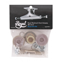 ROYAL ROYAL KING PIN REPLACEMENT KIT MID GREY