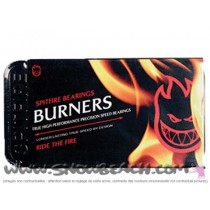 SPITFIRE BEARING BURNERS red