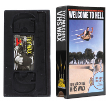 TOY MACHINE TOY MACHINE WAX VHS