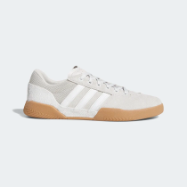 low priced a626b 2f667 ADIDAS SKATEBOARDING CITY CUP crystal white chalk pearl gum4